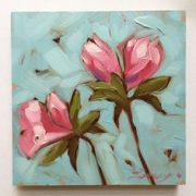 296b2aaead7a216edbdfa135c9354daa--flower-canvas-flower-art